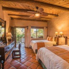 Hotel Mision Cerocahui 2* Стандартный номер с различными типами кроватей фото 8