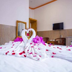 Отель Hanh Ngoc Bungalow 2* Стандартный номер с 2 отдельными кроватями фото 5