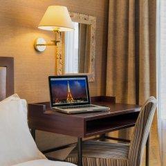 Lenox Montparnasse Hotel 3* Стандартный номер разные типы кроватей