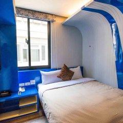 Lio Hotel Ximen 3* Стандартный номер с различными типами кроватей фото 12