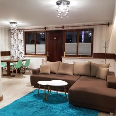 Отель Apartamenty Velvet Польша, Косцелиско - отзывы, цены и фото номеров - забронировать отель Apartamenty Velvet онлайн интерьер отеля
