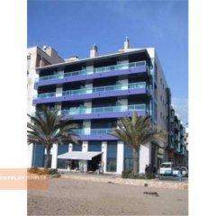Отель Calafell Sant Antoni Испания, Калафель - отзывы, цены и фото номеров - забронировать отель Calafell Sant Antoni онлайн пляж фото 2