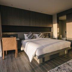 Hotel IKON Phuket 4* Улучшенный номер двуспальная кровать