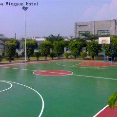 Отель Guangzhou Ming Yue Hotel Китай, Гуанчжоу - отзывы, цены и фото номеров - забронировать отель Guangzhou Ming Yue Hotel онлайн спортивное сооружение