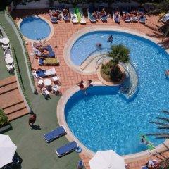 Отель Markus Park бассейн