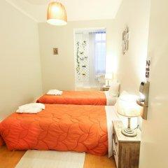 Lisboa Central Hostel Стандартный номер с различными типами кроватей фото 2