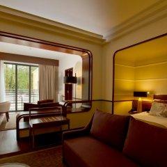 Terra Nostra Garden Hotel 4* Люкс повышенной комфортности с двуспальной кроватью фото 4