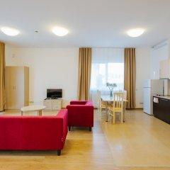 Апарт-отель Имеретинский корпус Парковый квартал Апартаменты с различными типами кроватей фото 6