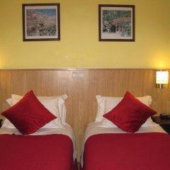 Отель Residencial Faria Guimarães Стандартный номер 2 отдельными кровати фото 3