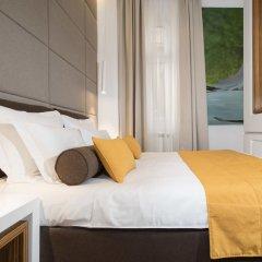 Отель Dominic Smart & Luxury Suites Terazije 4* Номер Делюкс с различными типами кроватей фото 5