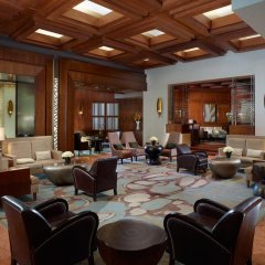 Отель JW Marriott Hotel Mexico City Мексика, Мехико - отзывы, цены и фото номеров - забронировать отель JW Marriott Hotel Mexico City онлайн интерьер отеля фото 3