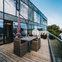 Отель Kreutzwaldi Penthouse Эстония, Таллин - отзывы, цены и фото номеров - забронировать отель Kreutzwaldi Penthouse онлайн бассейн фото 2