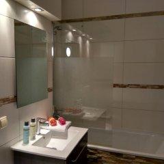 Отель Garden House & Eastpark Apartments Германия, Мюнхен - отзывы, цены и фото номеров - забронировать отель Garden House & Eastpark Apartments онлайн ванная