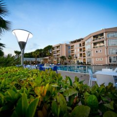 Отель Klajdi Албания, Голем - отзывы, цены и фото номеров - забронировать отель Klajdi онлайн бассейн фото 3