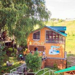 Гостиница Holiday home Emelya в Костроме 1 отзыв об отеле, цены и фото номеров - забронировать гостиницу Holiday home Emelya онлайн Кострома приотельная территория