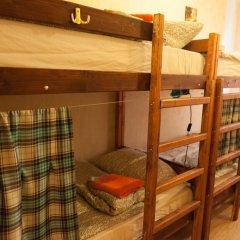 Weekend Hostel Кровать в общем номере с двухъярусной кроватью