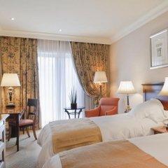 Отель InterContinental Madrid 5* Стандартный номер с различными типами кроватей фото 3
