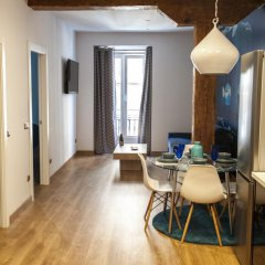 Отель Art Suite Испания, Сантандер - отзывы, цены и фото номеров - забронировать отель Art Suite онлайн комната для гостей фото 4