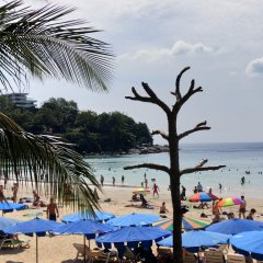 Kata Noi Pavilion Hotel by Amorn пляж фото 2
