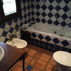 Отель La Hacienda del Marquesado Сьерра-Невада ванная