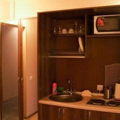Hotel na Turbinnoy сейф в номере