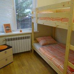 Hostel Dostoyevsky Кровать в общем номере с двухъярусной кроватью фото 4