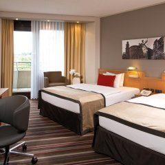 Leonardo Royal Hotel Frankfurt 4* Номер Комфорт с различными типами кроватей фото 6