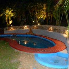 Отель Colibri Hill Resort Гондурас, Остров Утила - отзывы, цены и фото номеров - забронировать отель Colibri Hill Resort онлайн бассейн фото 2