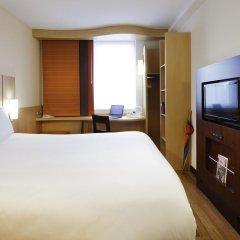 Отель Ibis London Blackfriars 3* Стандартный номер с двуспальной кроватью фото 6