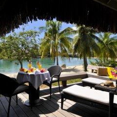 Отель InterContinental Resort and Spa Moorea 4* Стандартный номер с различными типами кроватей фото 7