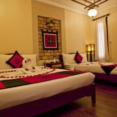 Thien Thanh Green View Boutique Hotel 3* Улучшенный номер с различными типами кроватей