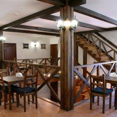 Гостиница Альпийский двор питание