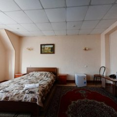 Гостиничный комплекс Жар-Птица Улучшенный номер с различными типами кроватей фото 35