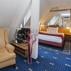 Drei Löwen Hotel 4* Стандартный номер с различными типами кроватей