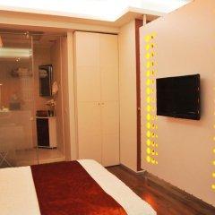 Отель Mood Design Suites Люкс повышенной комфортности с различными типами кроватей фото 13