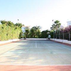 Отель Adelais Bay Протарас спортивное сооружение