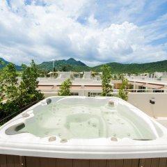 Отель Oriental Beach Pearl Resort 3* Люкс с различными типами кроватей фото 9