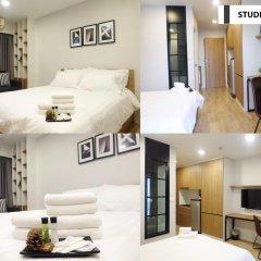 Отель My loft residence 3* Студия с различными типами кроватей фото 8
