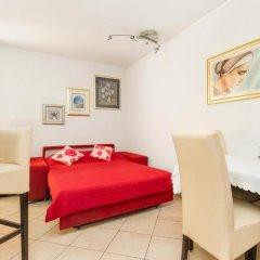 Отель Villa Spaladium 4* Улучшенные апартаменты с различными типами кроватей фото 15