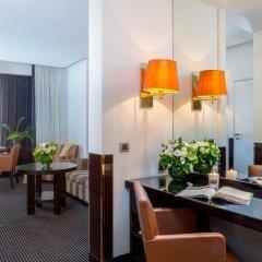 Hotel Barriere Le Majestic 5* Полулюкс с 2 отдельными кроватями фото 9