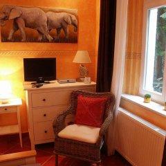 Отель Pension Edinburgh 3* Стандартный номер с различными типами кроватей фото 5