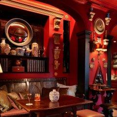 Отель The Zetter Townhouse Marylebone Великобритания, Лондон - отзывы, цены и фото номеров - забронировать отель The Zetter Townhouse Marylebone онлайн гостиничный бар