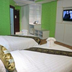 Отель Achada Beach Pattaya 3* Номер Делюкс с 2 отдельными кроватями фото 12
