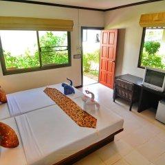 Отель Golden Bay Cottage 3* Бунгало с различными типами кроватей фото 10