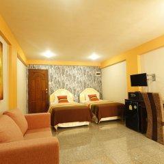 Отель Banglumpoo Place 3* Номер Делюкс с различными типами кроватей фото 5
