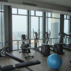 Отель Centric Sea Pattaya фитнесс-зал фото 3