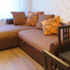 Апартаменты Apartment Slavyanka комната для гостей фото 4