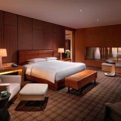 Отель Hyatt Regency Tianjin East 4* Стандартный номер с различными типами кроватей фото 2