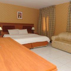 Отель Marhaba Hotel and Resort ОАЭ, Шарджа - отзывы, цены и фото номеров - забронировать отель Marhaba Hotel and Resort онлайн комната для гостей фото 5