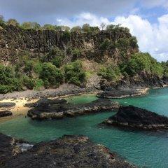 Отель Pousada Triboju пляж